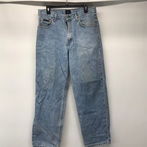 USED VINTAGE Men's Tommy Hilfiger Jeans